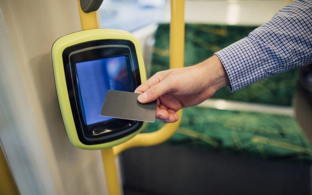 Paying using contactless card technology: the latest access means to public transport