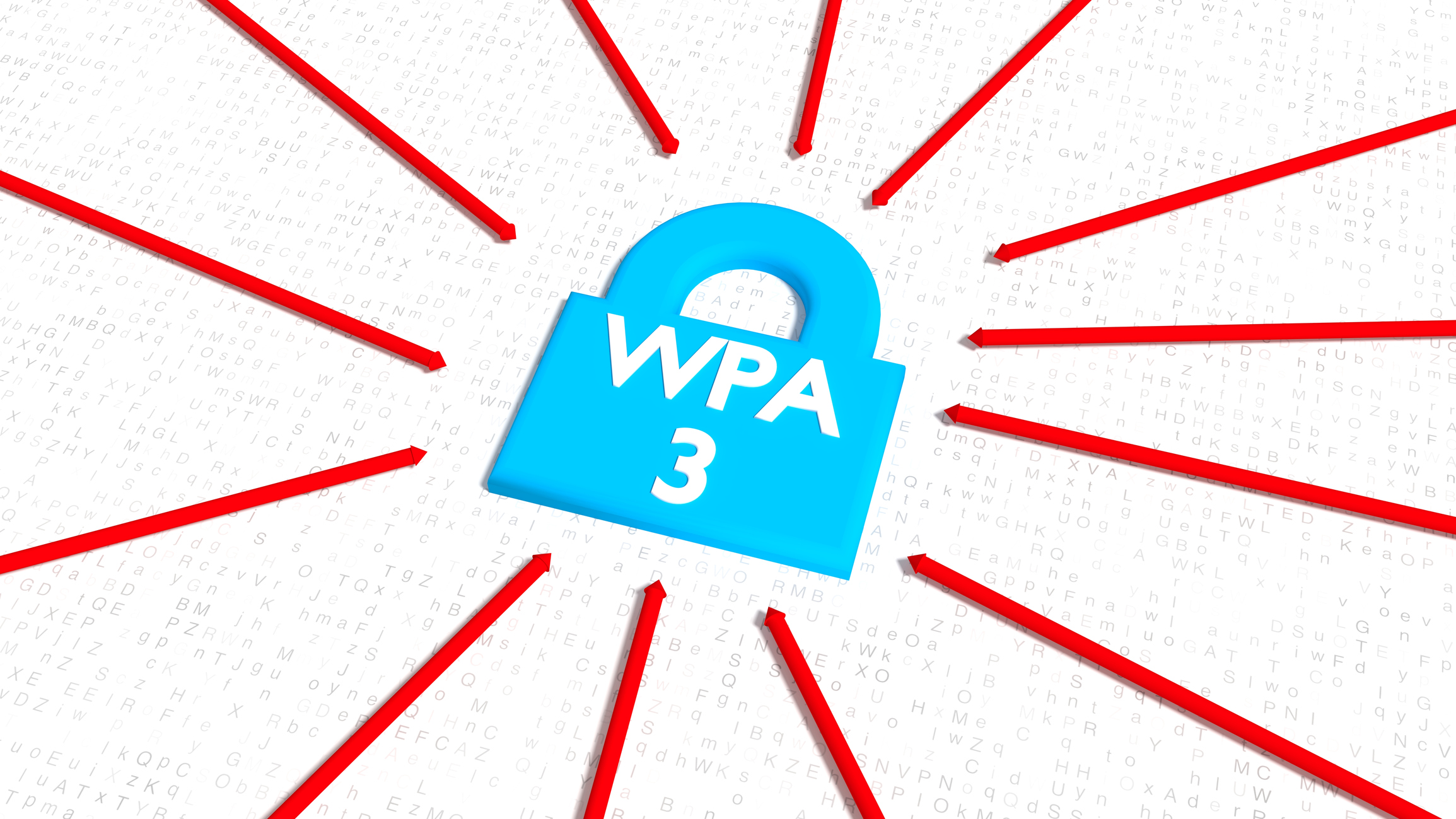 WPA3 security for wi-fi networks improves WPA2 standard