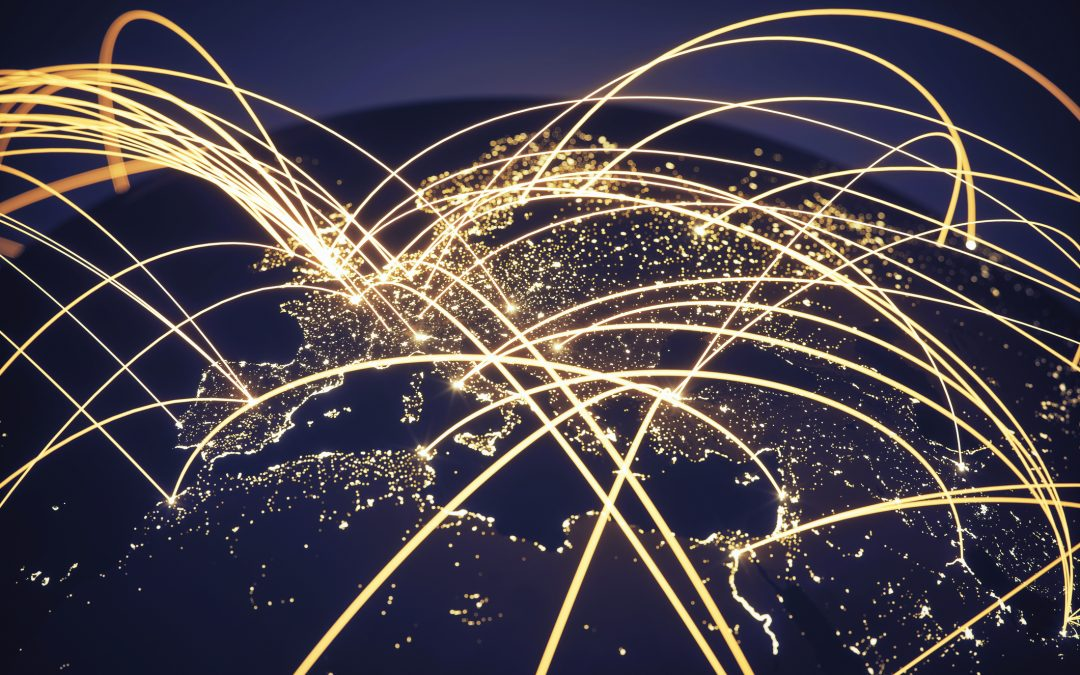 Network monitoring in SD-WAN