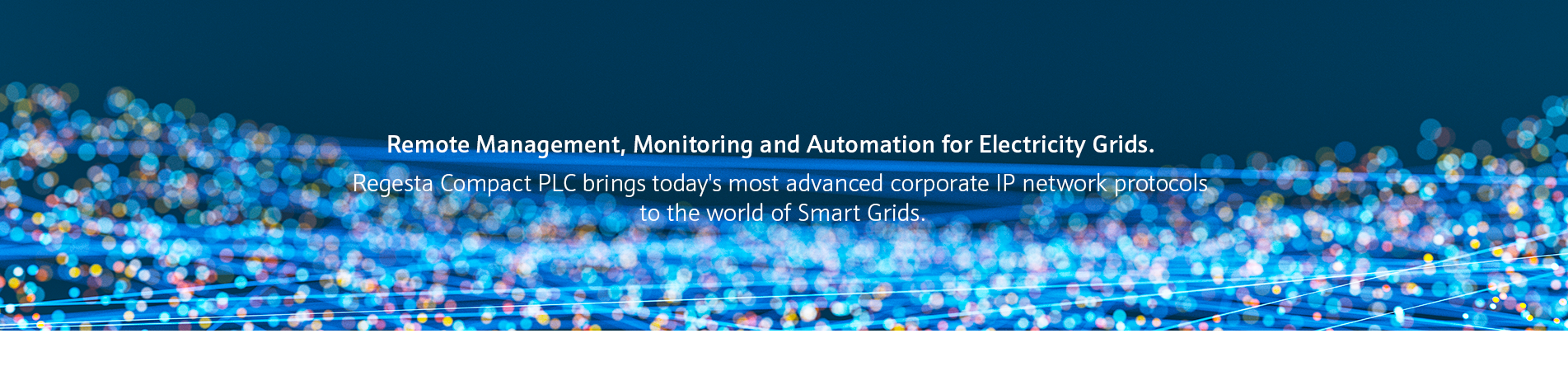 Remote Management, Monitoring and Automation for Electricity