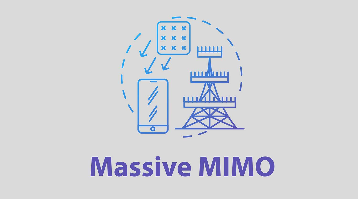 5G TDD & Massive MIMO for 5G
